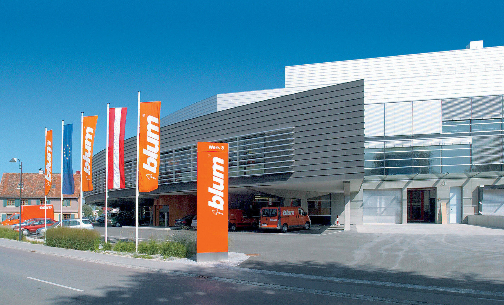 Blum || 8% increase in turnover
